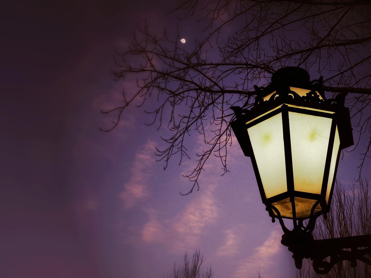 картинки фонарь ночью возможно сделать