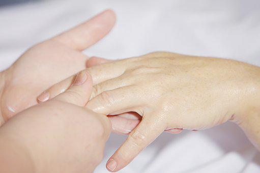 Hand Massage, Treatment, Finger, Keep