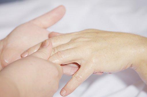 Hand Massage, Treatment, Finger, Keep