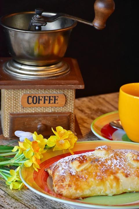 Kaffee Kuchen Tasse Kostenloses Foto Auf Pixabay
