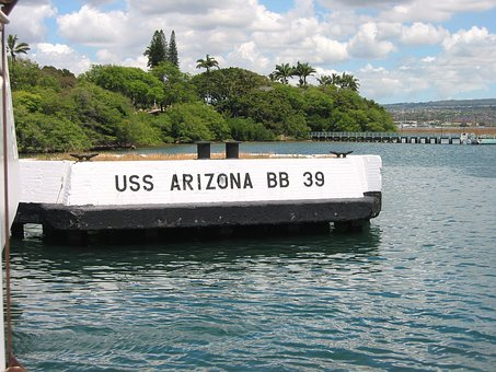 Pearl Harbor, Oahu, Hawaii, Memorial