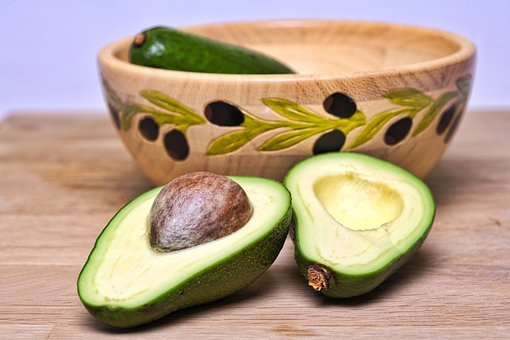 Avocado, Monounsaturated, Fats