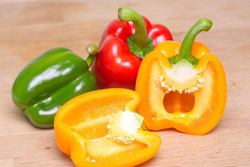 paprika vitamine