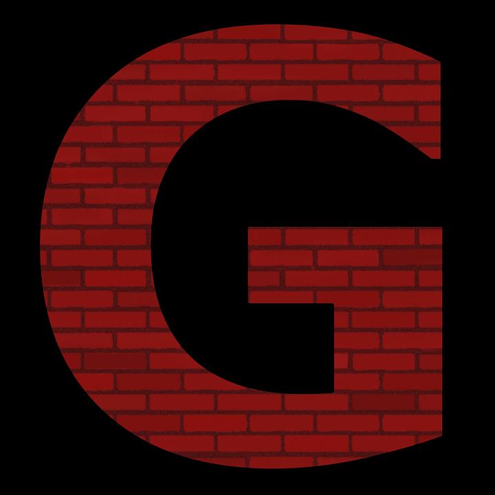 G Alphabet Letter Abc Transparent Font Words