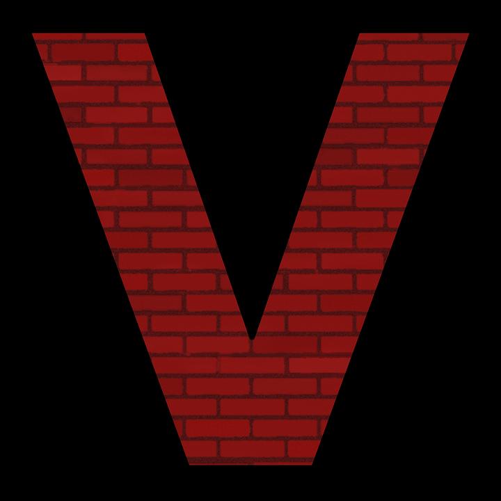 V Alphabet Letter Free Image On Pixabay