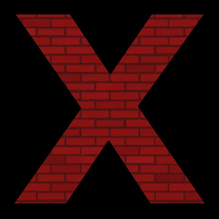 X Alphabet Letter U00b7 Free Image On Pixabay