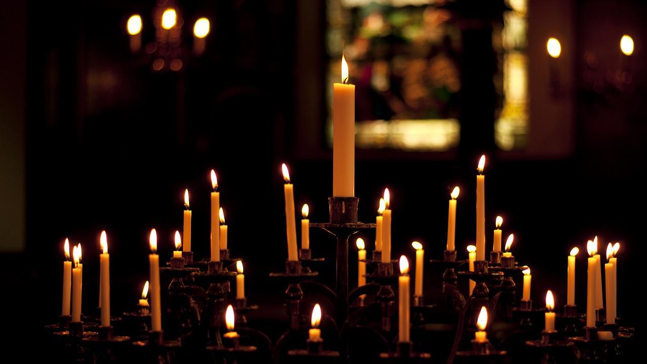 Как сделать церковную свечу 5