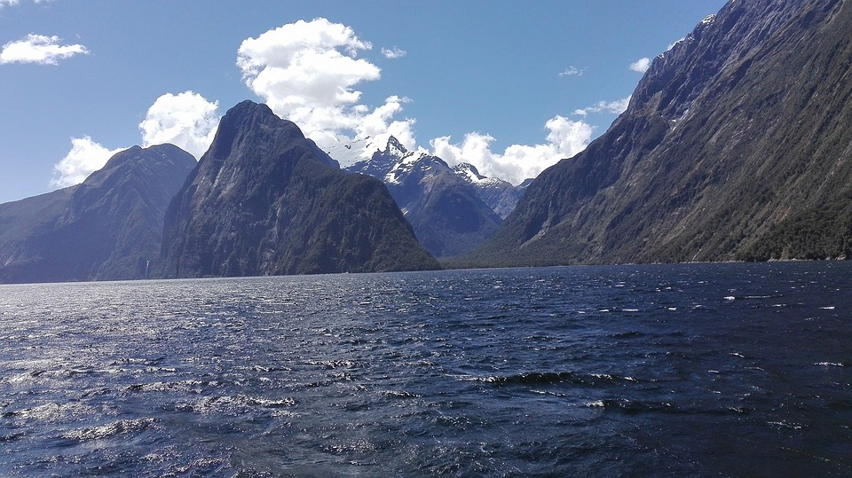 Nya Zeeland Sodra O Natur Gratis Foto Pa Pixabay