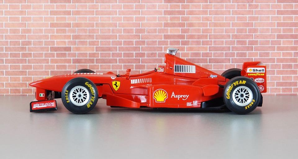 Ferrari F300 Formel1 Michael Kostenloses Foto Auf Pixabay