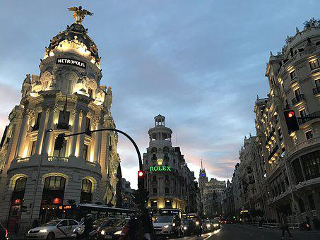Plaza del Callao Madrid