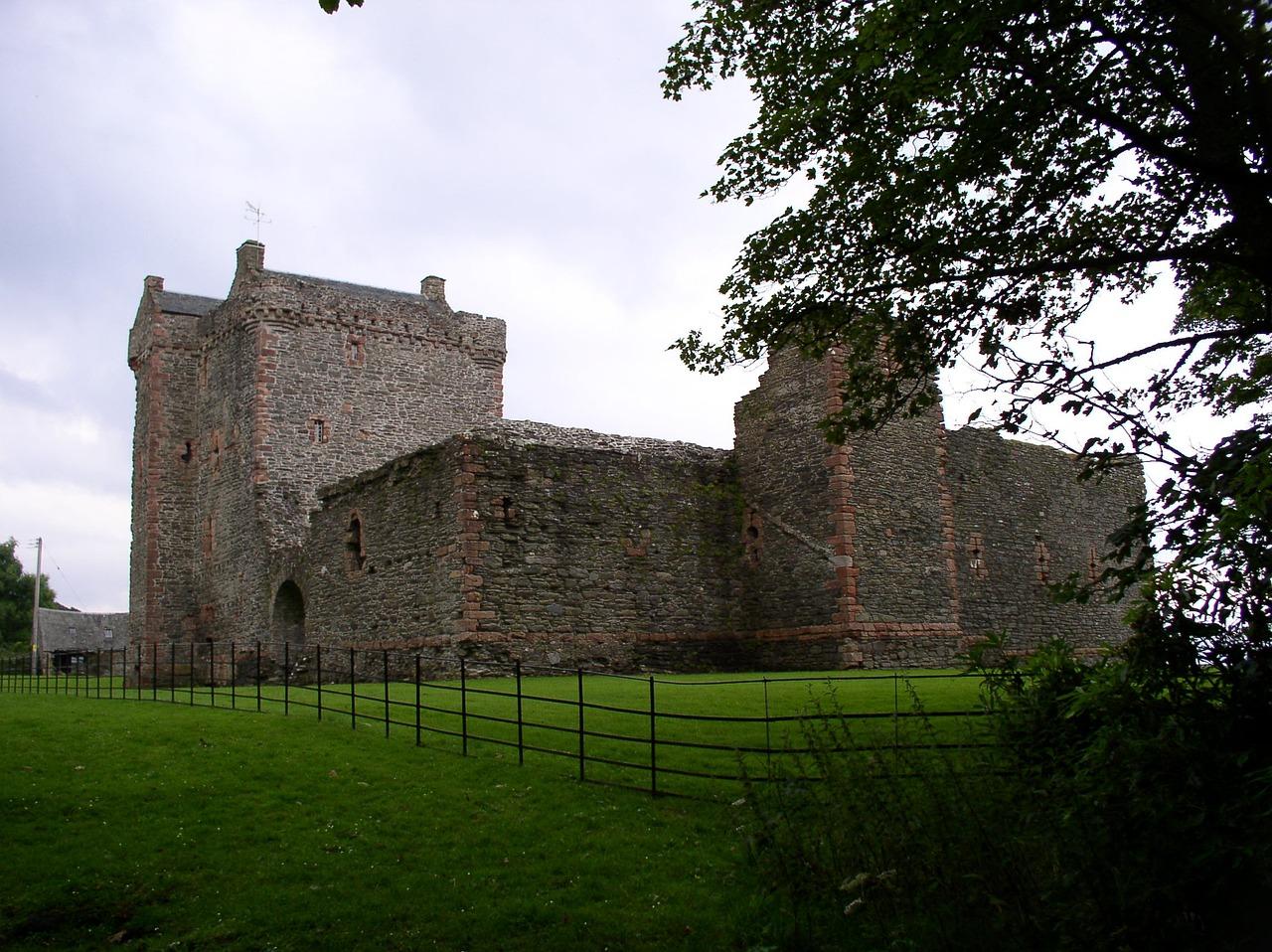 это замок ликлихед шотландия фото незабываемое феерическое