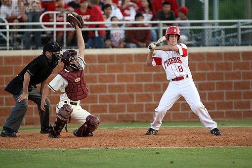Baseball, Game, Competition, Batter