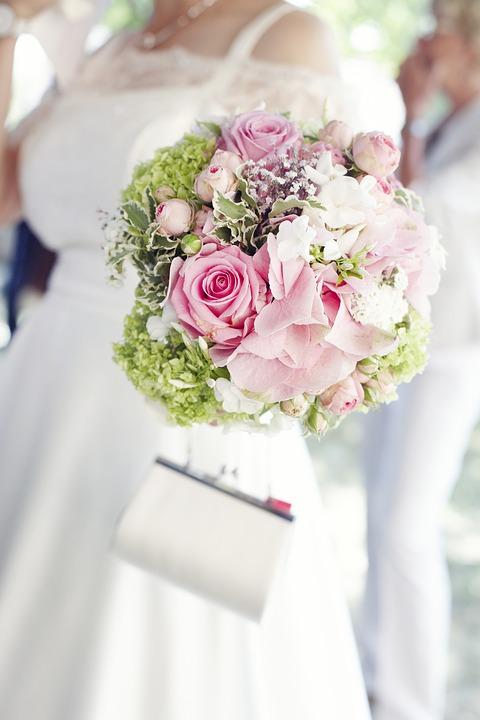 La mariee wedding