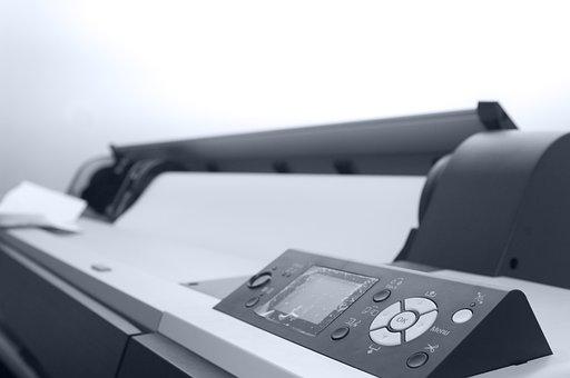 Plotter, Large Format Printer, Printer