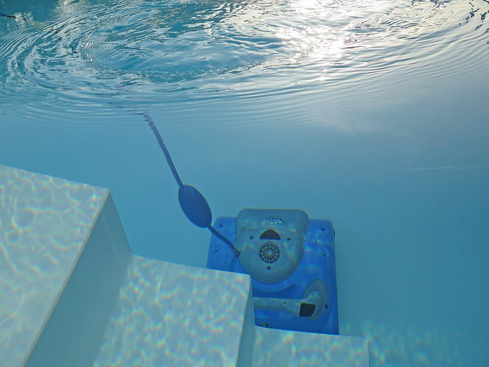 Swimming Pool Cleaning Robot - Free photo on Pixabay