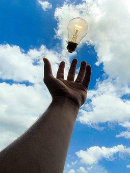 Montage, Licht, Energie, Startseite