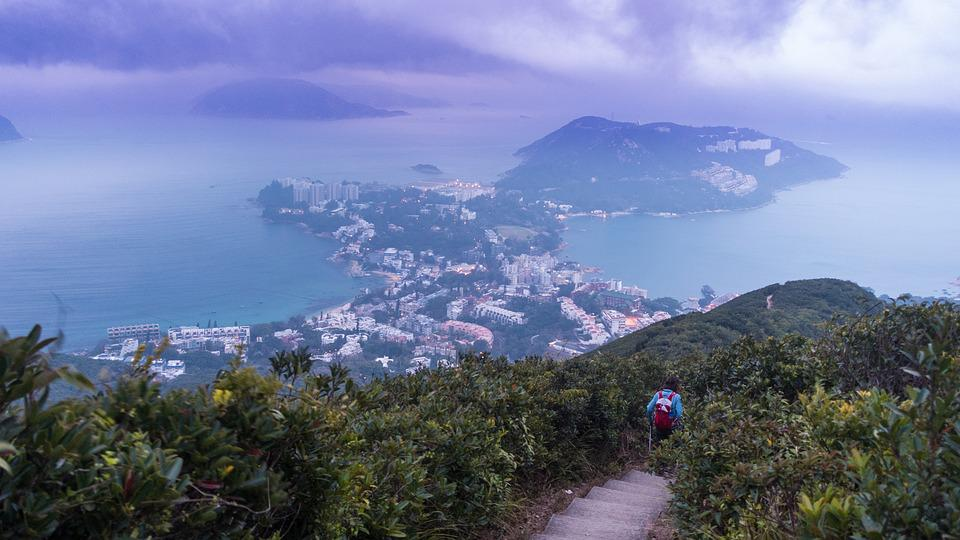 Stanley, Hong Kong, Asia, Outdoors, Bay, Coast, Scenic