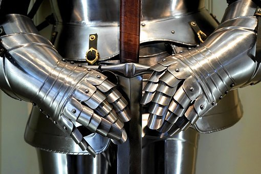 Espada, Armadura, Arma, Medieval