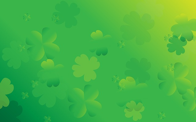 St Patricks Day Background Clover · Free Image On Pixabay