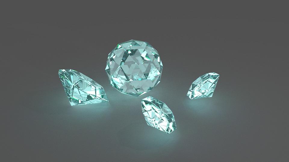 Schmuck diamanten  Kostenloses Foto: Diamanten, Schmuck, Leuchten - Kostenloses Bild ...