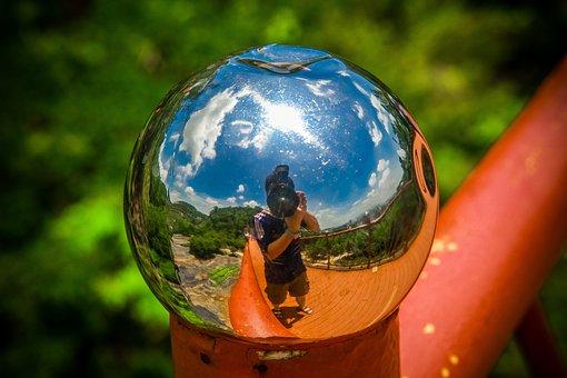 Reflective, Reflection, Photographer