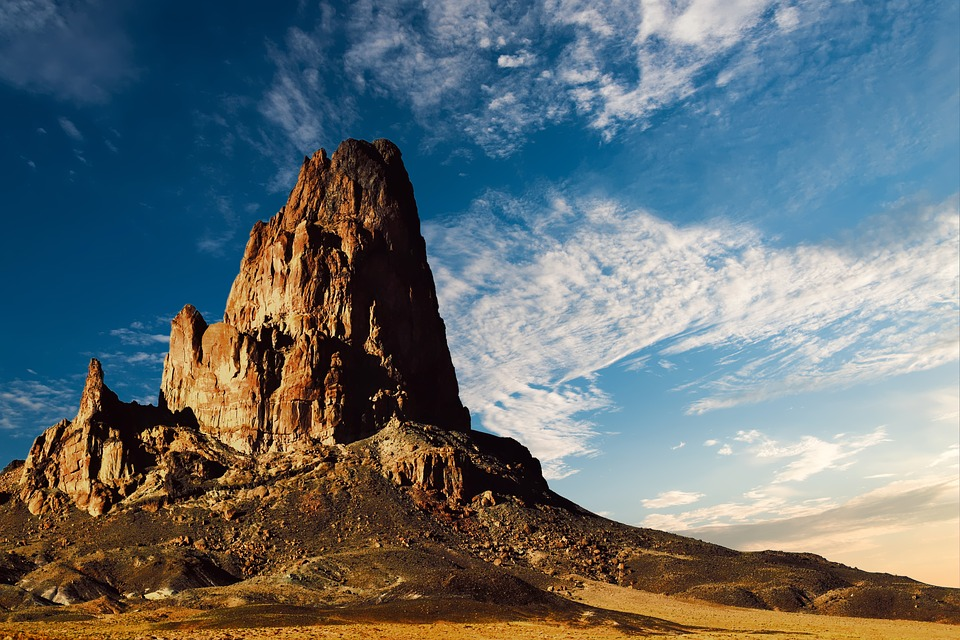 Mountain Desert Landscape Free Photo On Pixabay