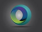 logo, design, devoured