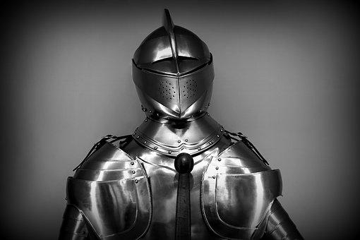 Armor, Weapon, Medieval, Knight