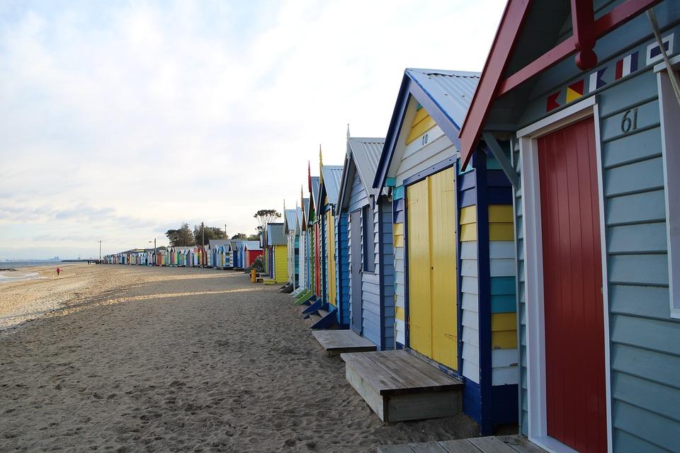 Cabin, Sand Beach, Baiyun, Rainbow Lodge, Melbourne