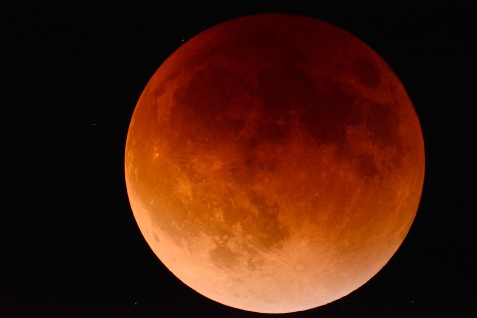 月, 日食, スペース, 天文学, 月の, 空, コスモス, 自然, 泊, 科学, 天体, フル, 球, 月光