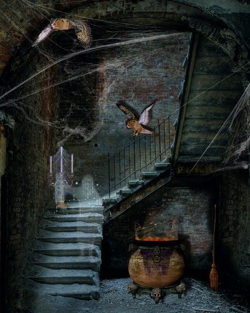 Witch Magic Halloween 183 Free Image On Pixabay