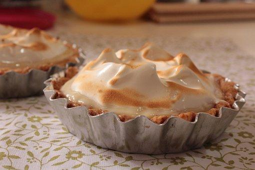 Tartlet Pie Key Lime Pie Meringue Lemon Pi