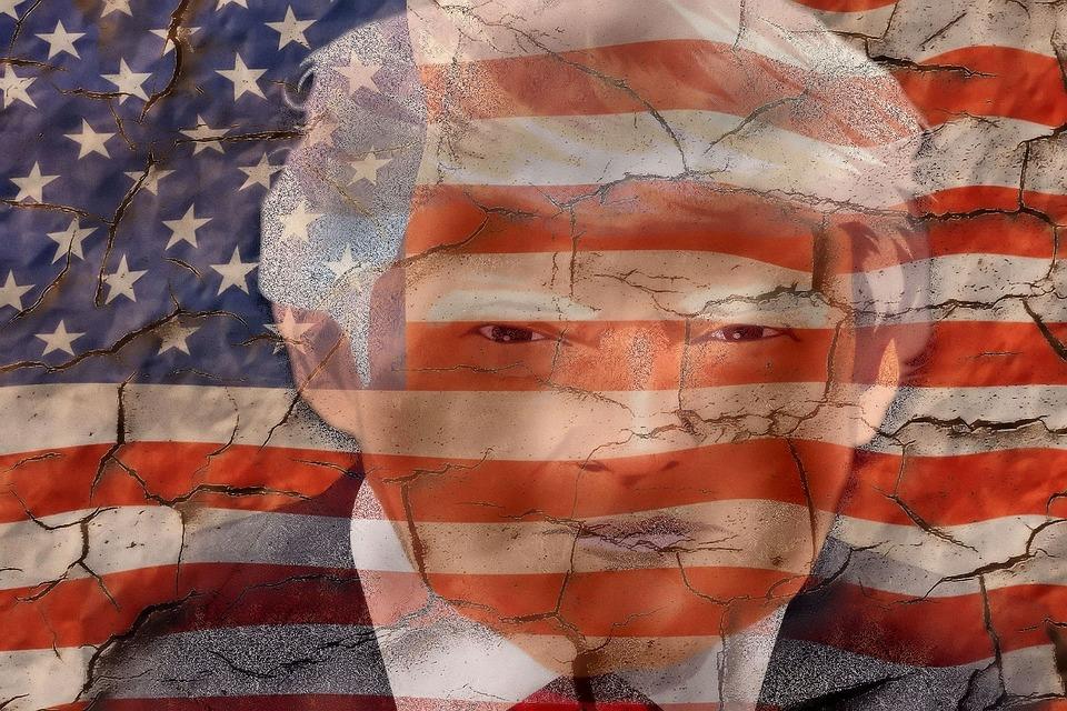 Donald, Trump, Président, Etats Unis, Amérique