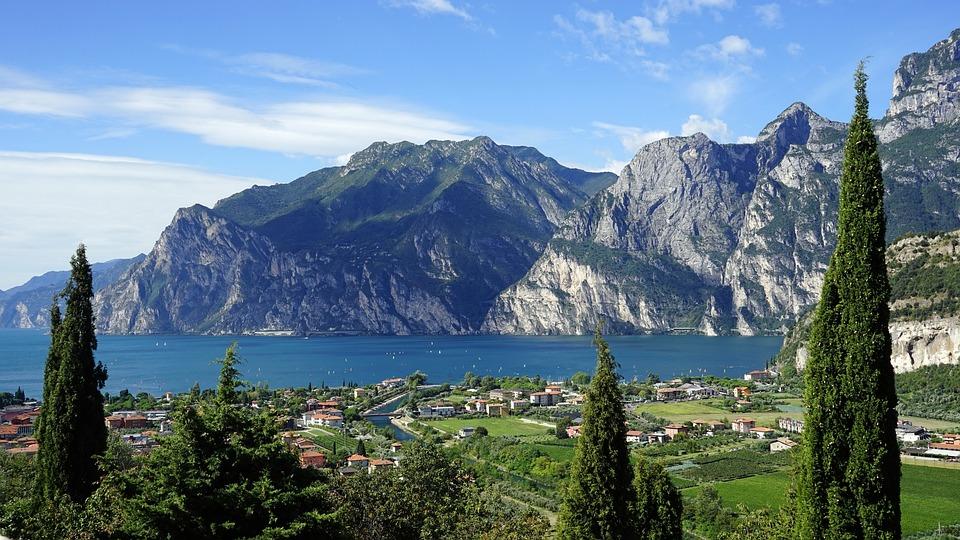 Garda, Lago Di Garda, Lago, Natura, Vista Lago
