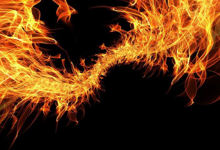оба возникают картинка из огненных линий отвертку хорошего