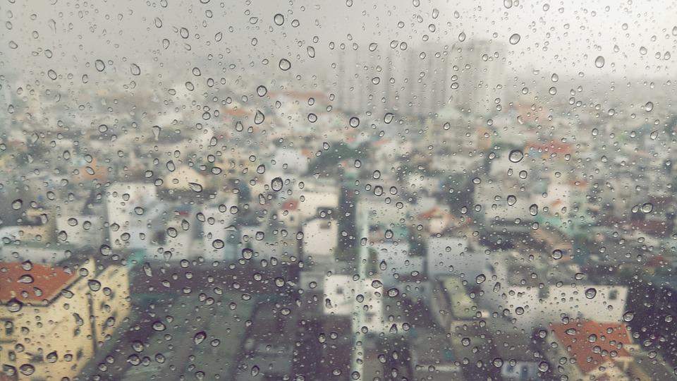Rain, Rainy, Weather, Water, Nature, Raindrop, Drop