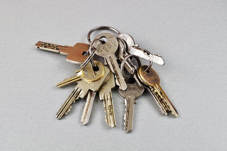 best sneakers aece1 1a845 Schlüssel Schlüsselbund - Kostenloses Foto auf Pixabay