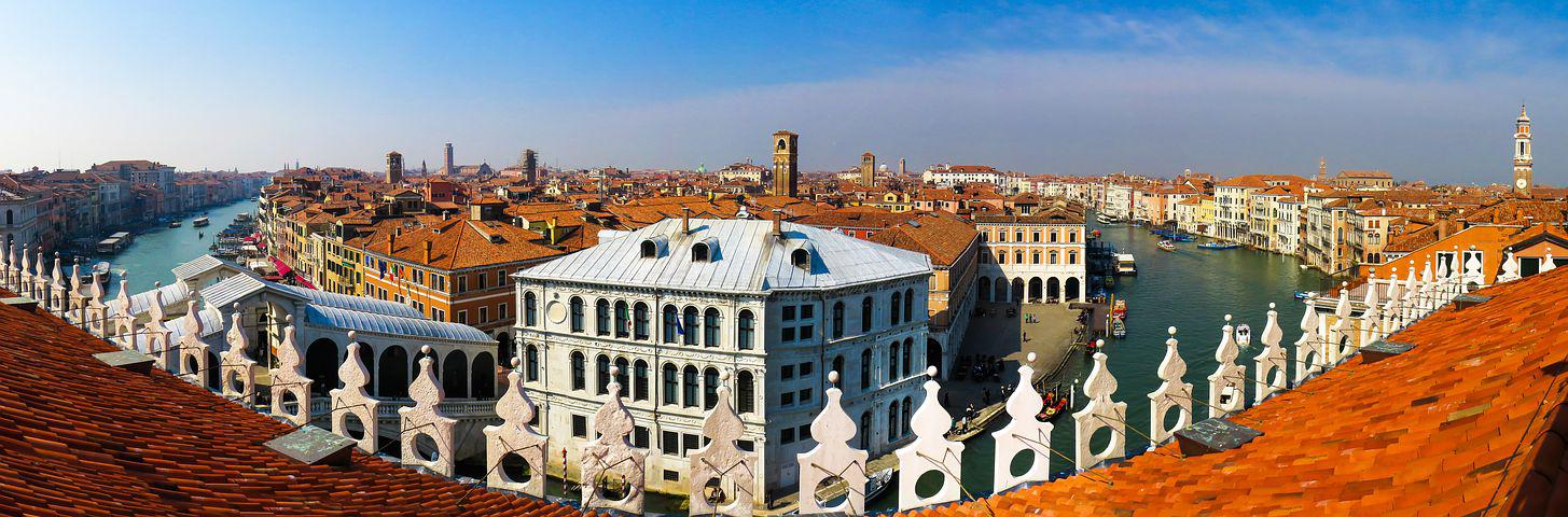 Architecture, Building, Venice, City