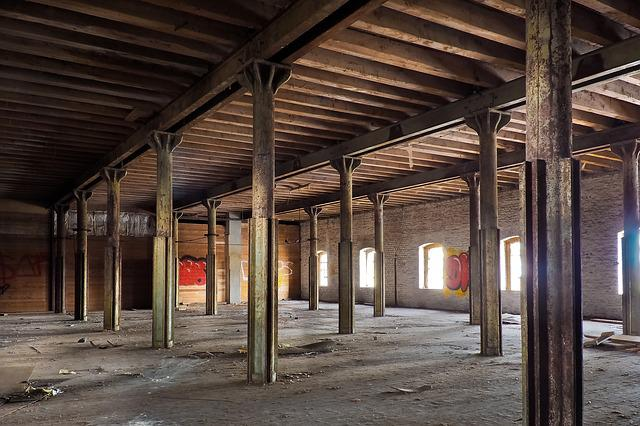 Free Photo Lost Places Warehouse Stock Free Image On