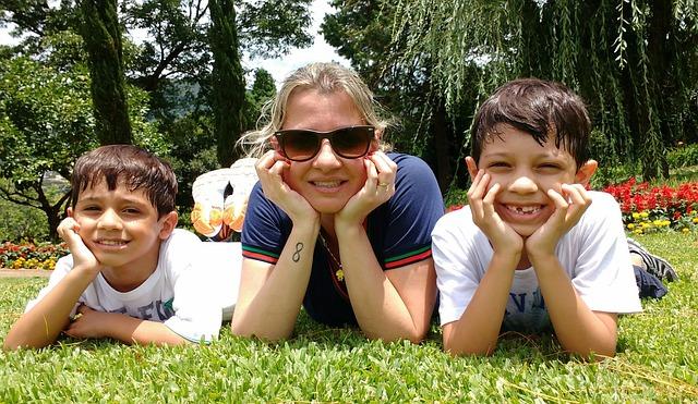 Familie Rübenack 15 Kinder