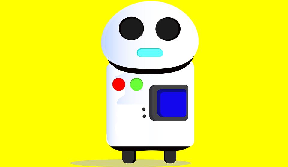 Robot, Vector, Robots
