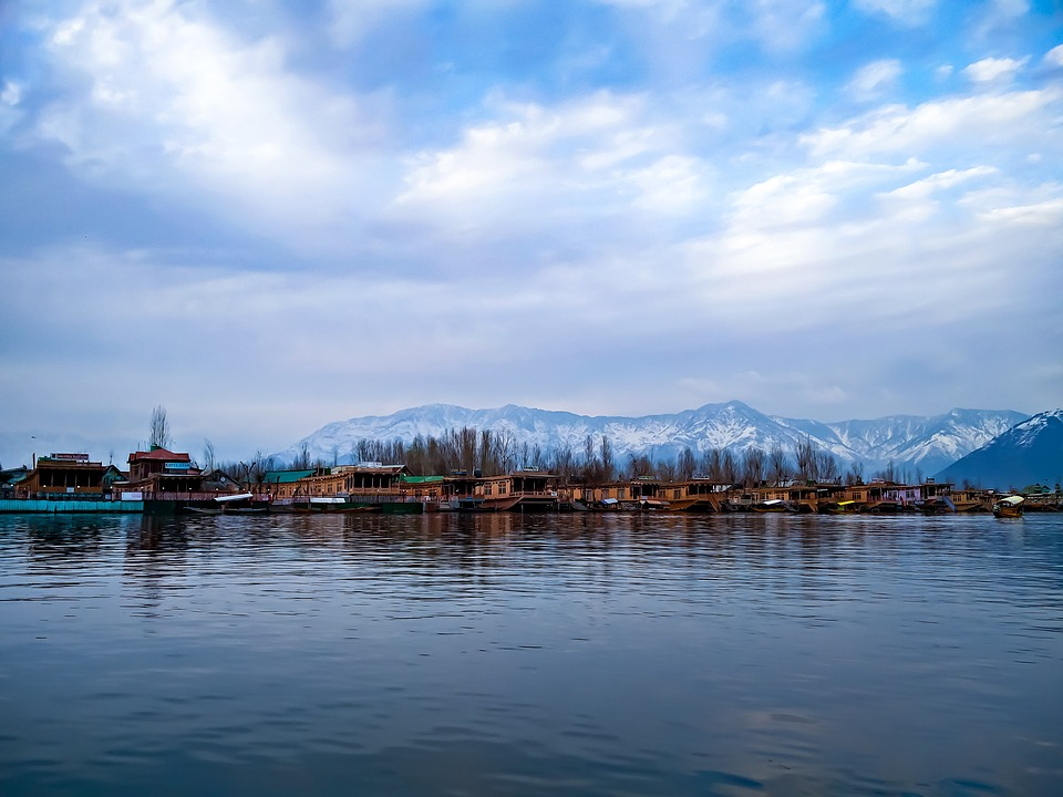 Dal Lake, Kashmir, lake, srinagar