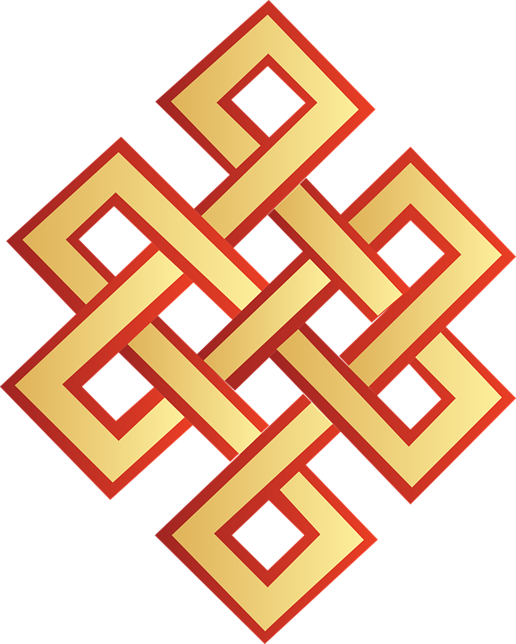 Vector Auspicious Symbol Mongolia Free Vector Graphic On Pixabay