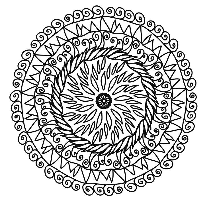 çizim Kalem Desen Boyama Pixabayde ücretsiz Resim