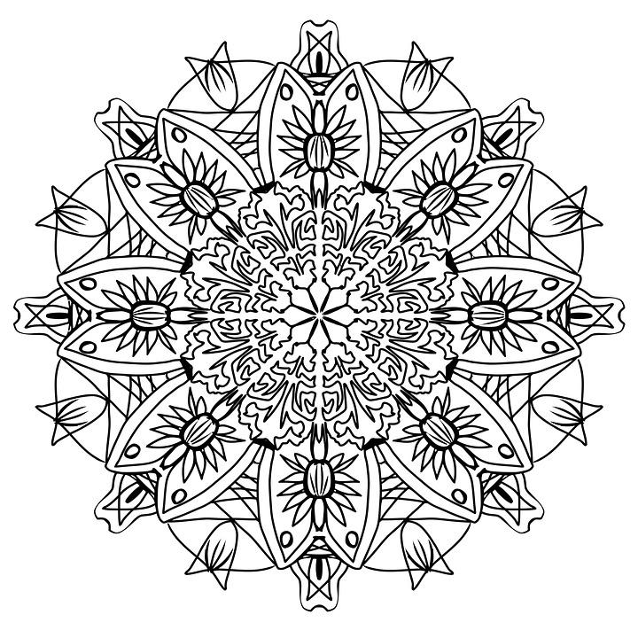 Dibujo Lápiz Patrón Página Para · Imagen gratis en Pixabay