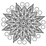 drawing, pencil, pattern