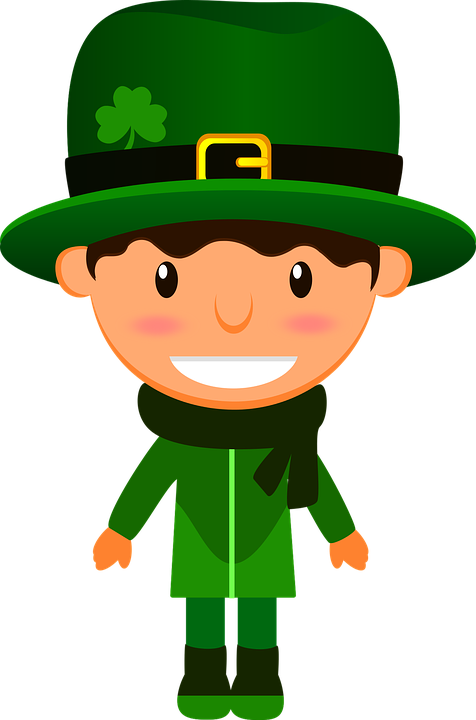 St Patrick's Day Clipart Free