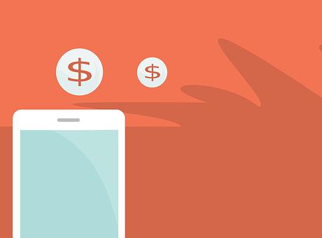 App Money Make Money Mobile Business Money