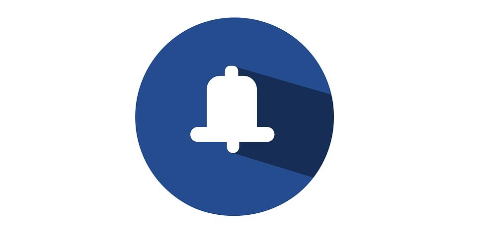 Push notification icon