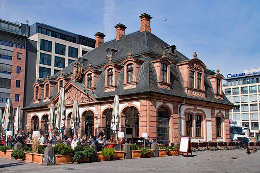 Frankfurt, Hesse, Germany, Hauptwache